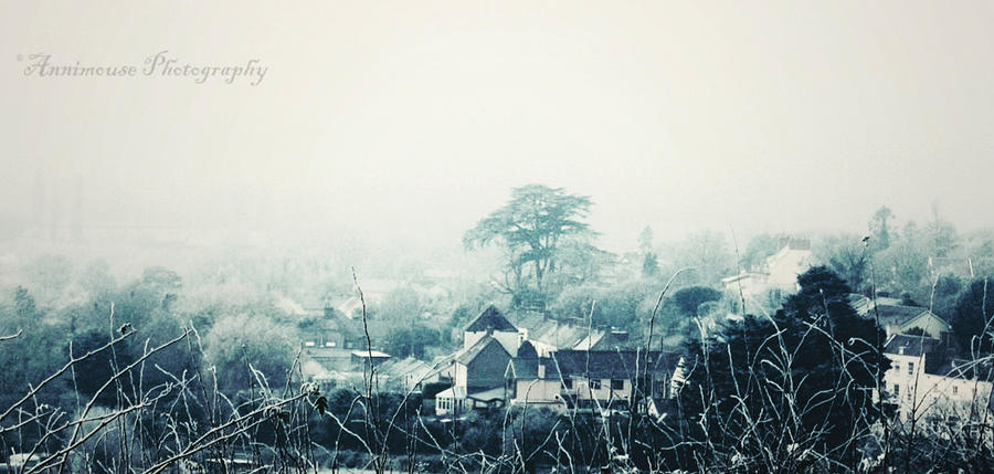 A Cold and Frosty Morning by MouseMakesMess