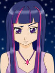 MLP: Twilight Sparkle Human
