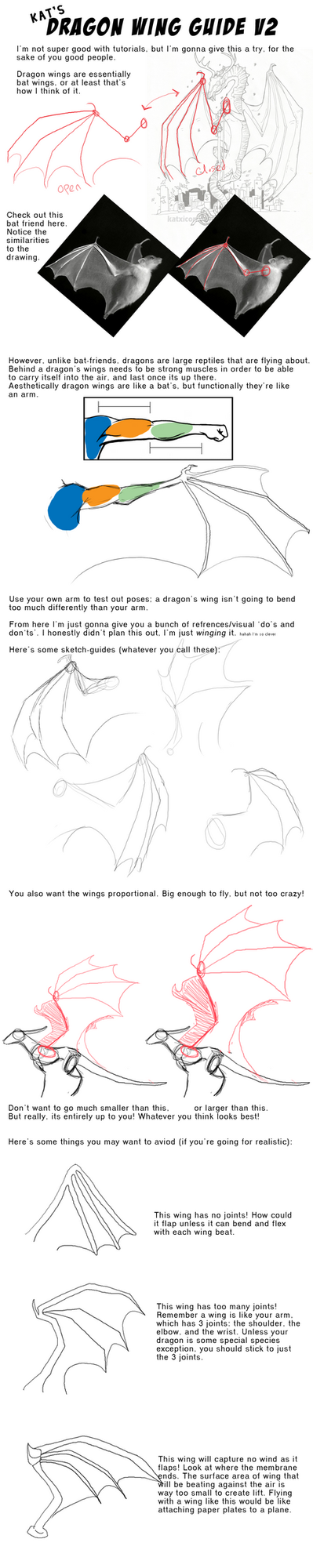 Dragon Wing Guide v2 by katxicon