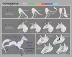 -Selvageist Species Trait Guide-