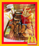 Feast McDonald Meal
