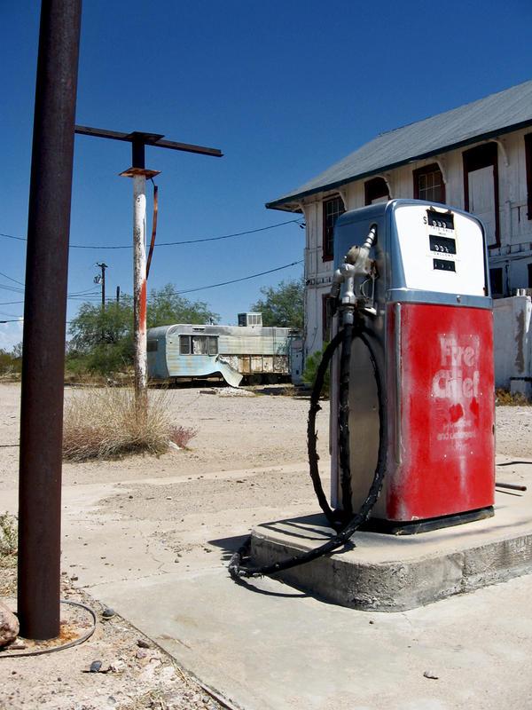 No More Fuel by DemonioHorrible
