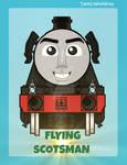 Flying Scotsman 2018