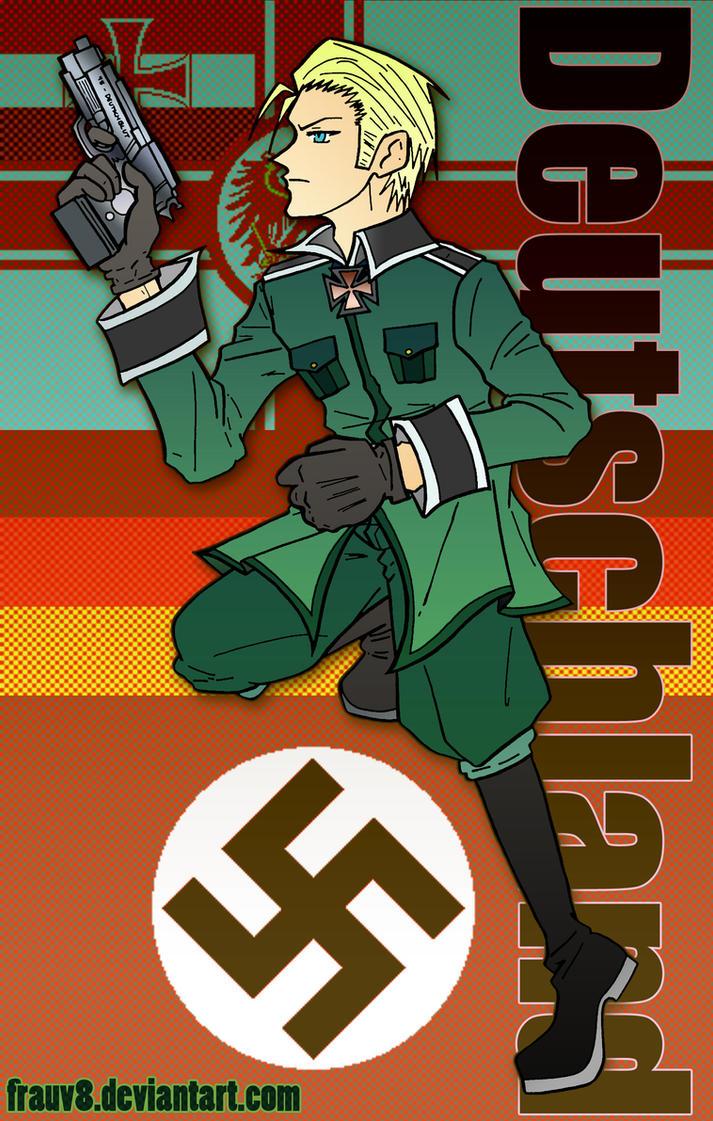 Deutschland_Germany by FrauV8