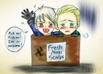 APH - Fresh Nazi Scalps