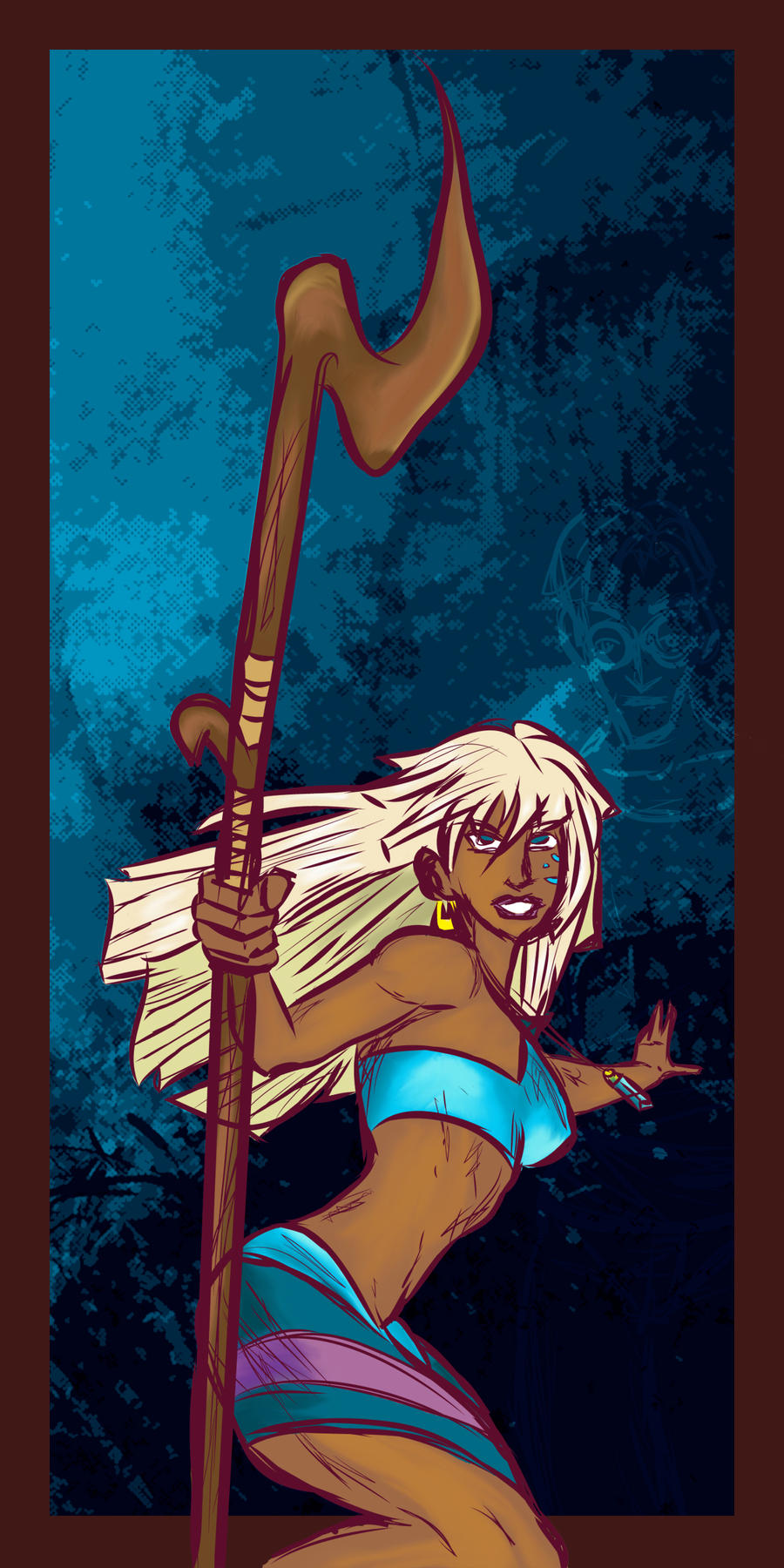 Kida by FrauV8