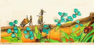 003 watercolour