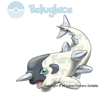 generation 5 pokemon starters. Beluga pokemon - 5th gen by