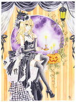 Halloween Night by Chartreuse96