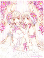 Fanart Chobits by Chartreuse96