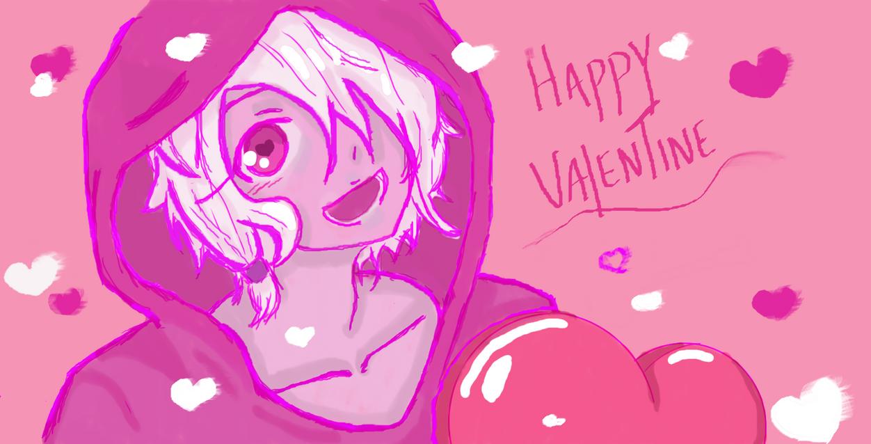 happy valentine by gryggm