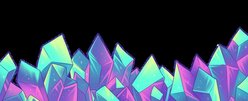 Crystal Page Deco :F2U: