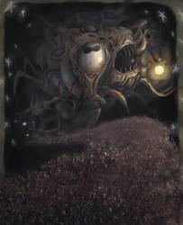Cosmic Horror by Samize
