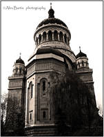 Church in Cluj by trusk