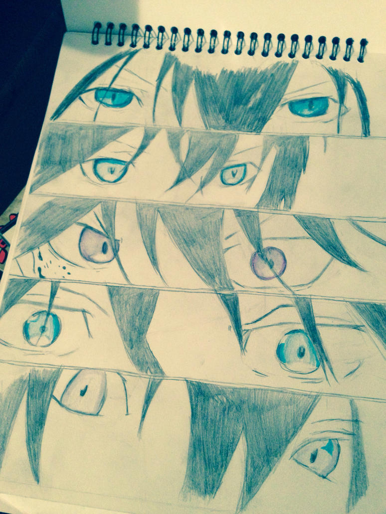 Noragami Yatos Eyes By HarukaTheAkuma