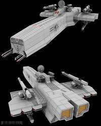 Cruiser 1 by Stormfactor