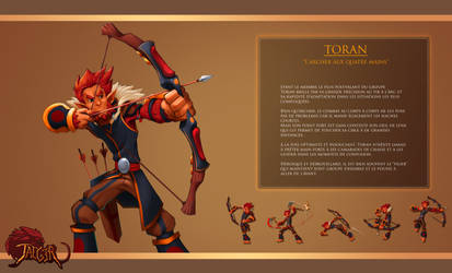 Project Jaeger - Toran by BuddySteel