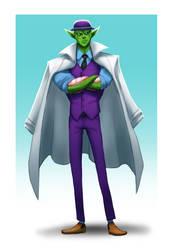 Piccolo by BuddySteel