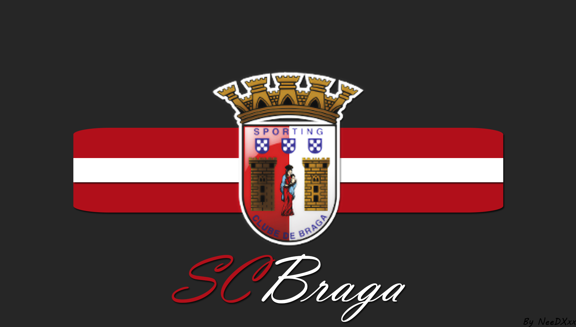 Sporting Braga: Wallpaper SC Braga By NeeDXxx On DeviantArt