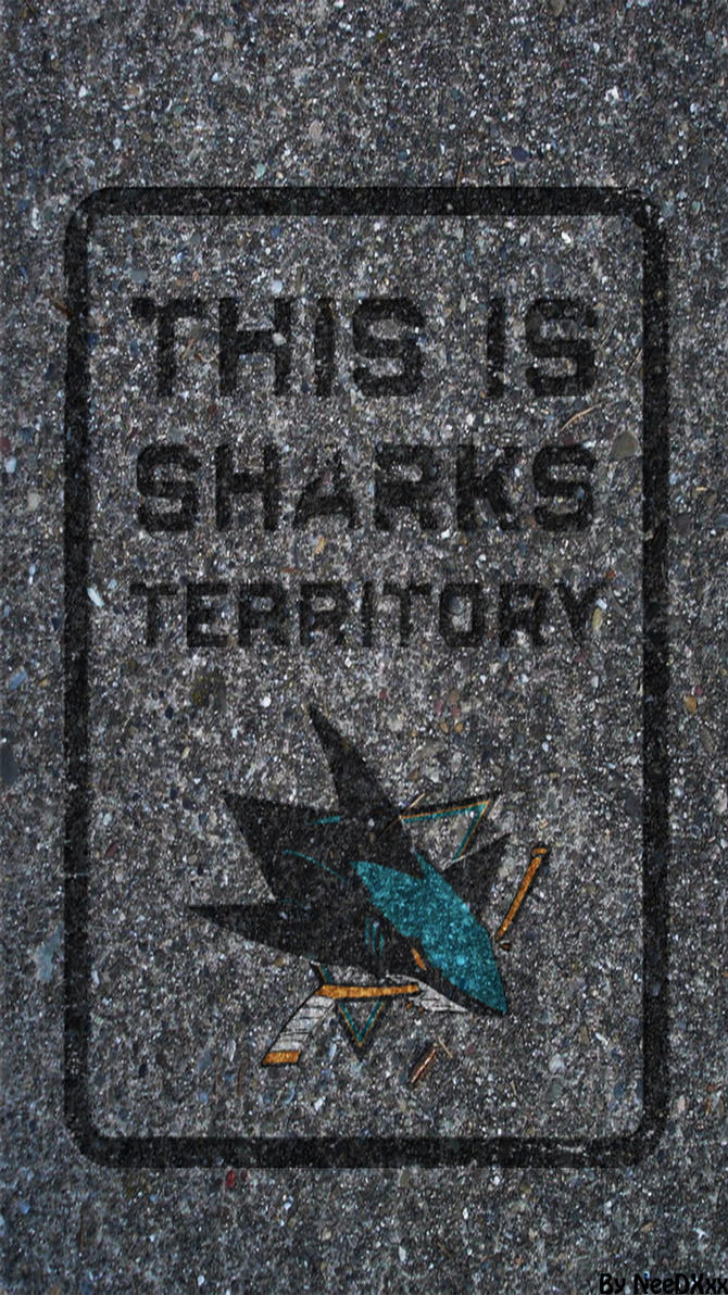 San Jose Sharks Wallpaper By NeeDXxx