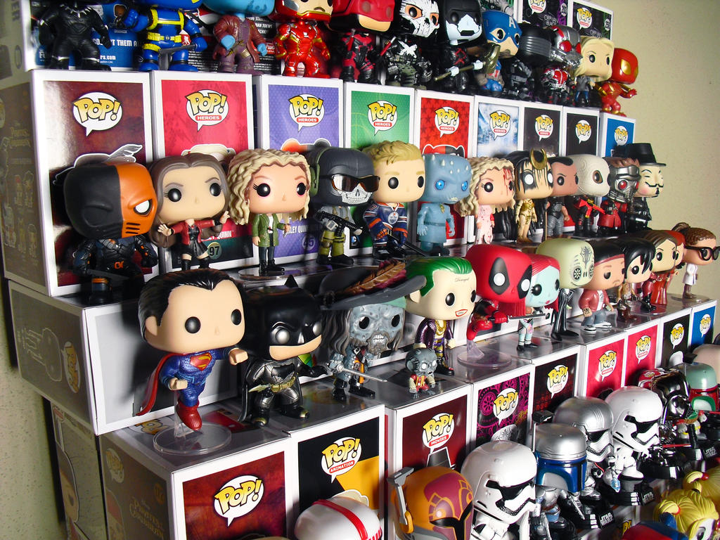 My Funko Pop Collection Funkopop