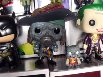 Funko Pop Collection