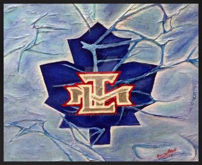Toronto Maple Leafs by barron739