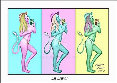 lil Devil by barron739