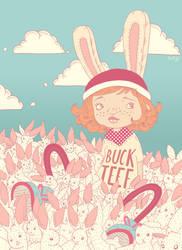 Buck  Teef by dizzylittledotty