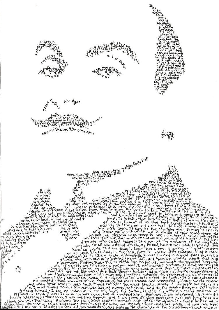 Hercule Poirot by FootballHockeyPilot