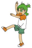 Yotsuba by katanya9621