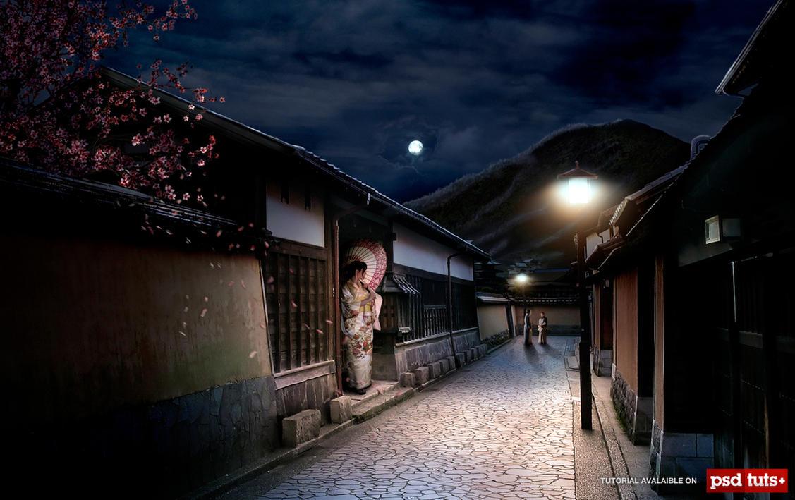 Hitoban'Musumegokoro by Tony-ob