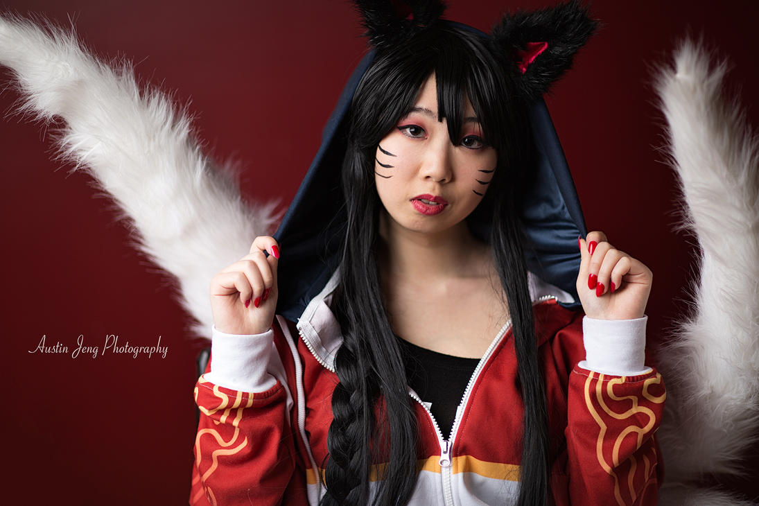 Ahri - League of Legends - Casual Day in PJs by Shroker