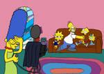 A Simpsons Family Portrait