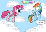 Pinkie the Pegasus
