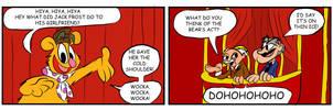 Wocka Wocka Wocka by WaggonerCartoons