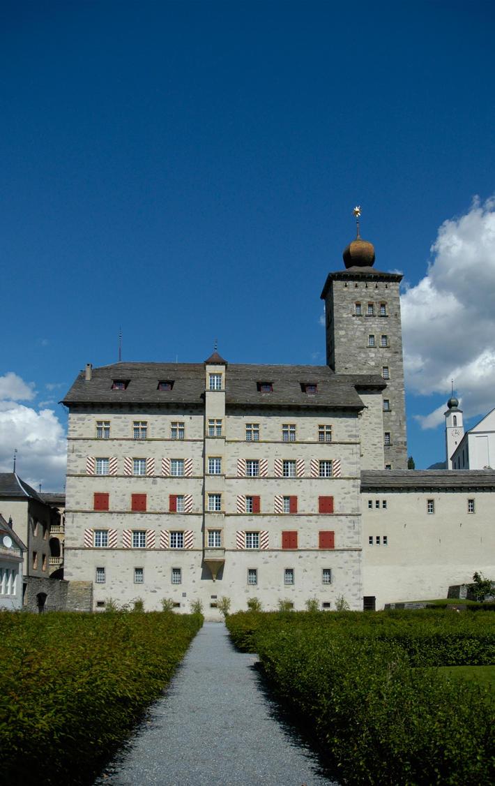 Castle ii by sun stock on deviantart for Sun castle