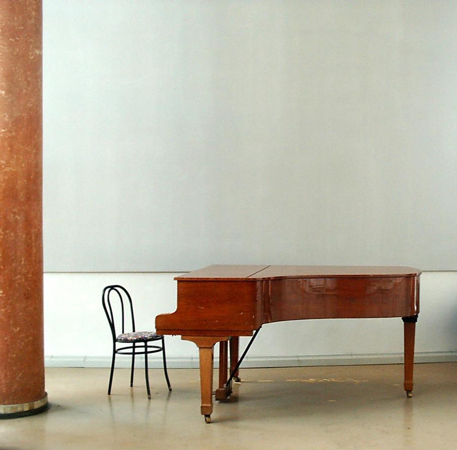 Piano I by sun-stock