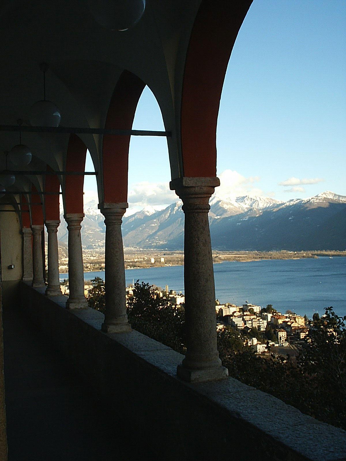 Balcony II by sun-stock