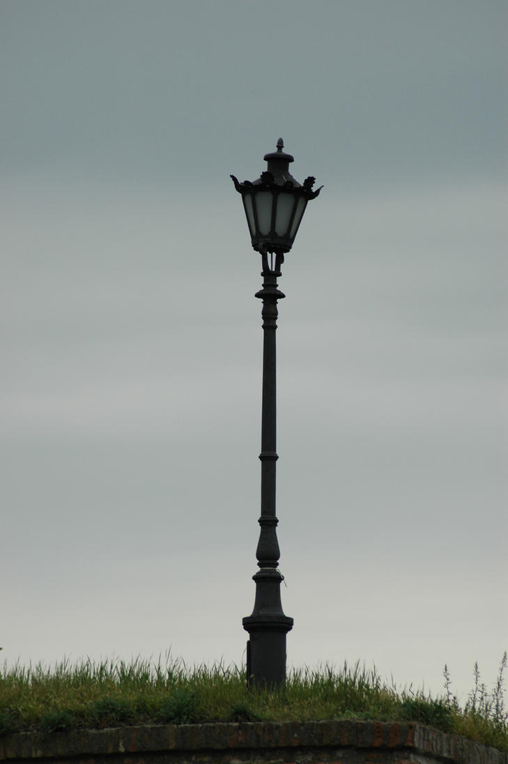 Lamp Post by sun-stock