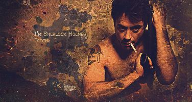 Sherlock Holmes by Hashuut