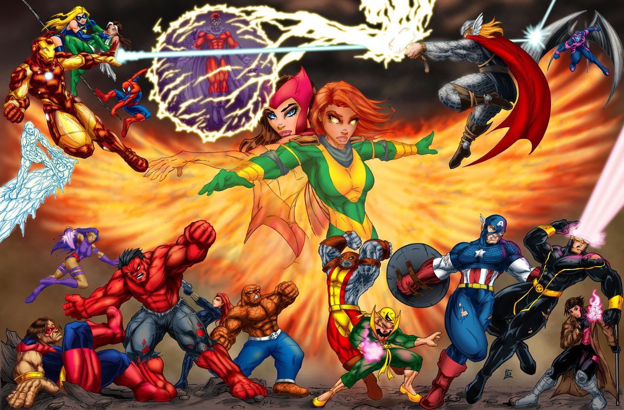 Hulk Vs Juggernaut Wallpaper