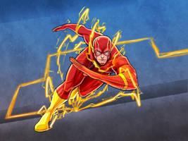the flash by belgerles