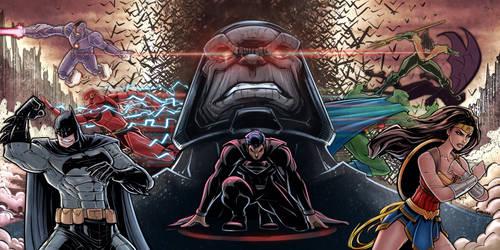 Justice league (Snyder cut)