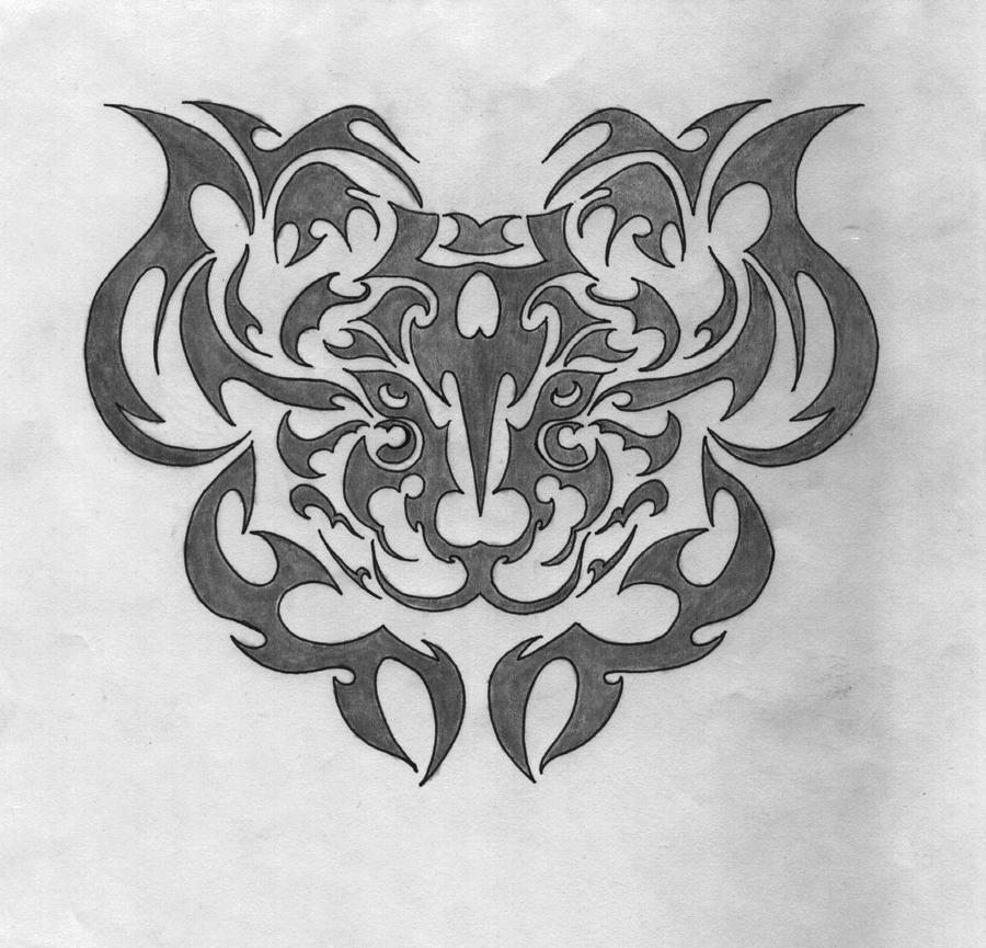 Tribal Tiger By Ruttan On Deviantart: Tiger Tribal By Don-firefly On DeviantArt