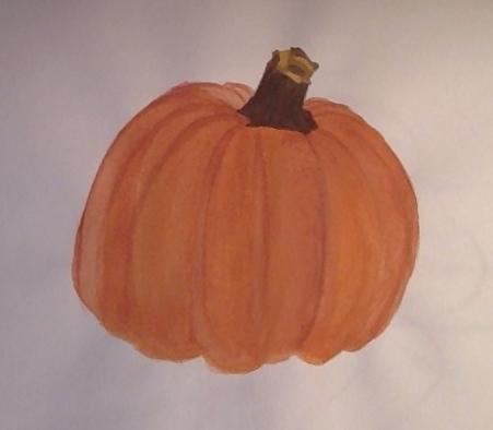 pumpkin by littleredridinghood4