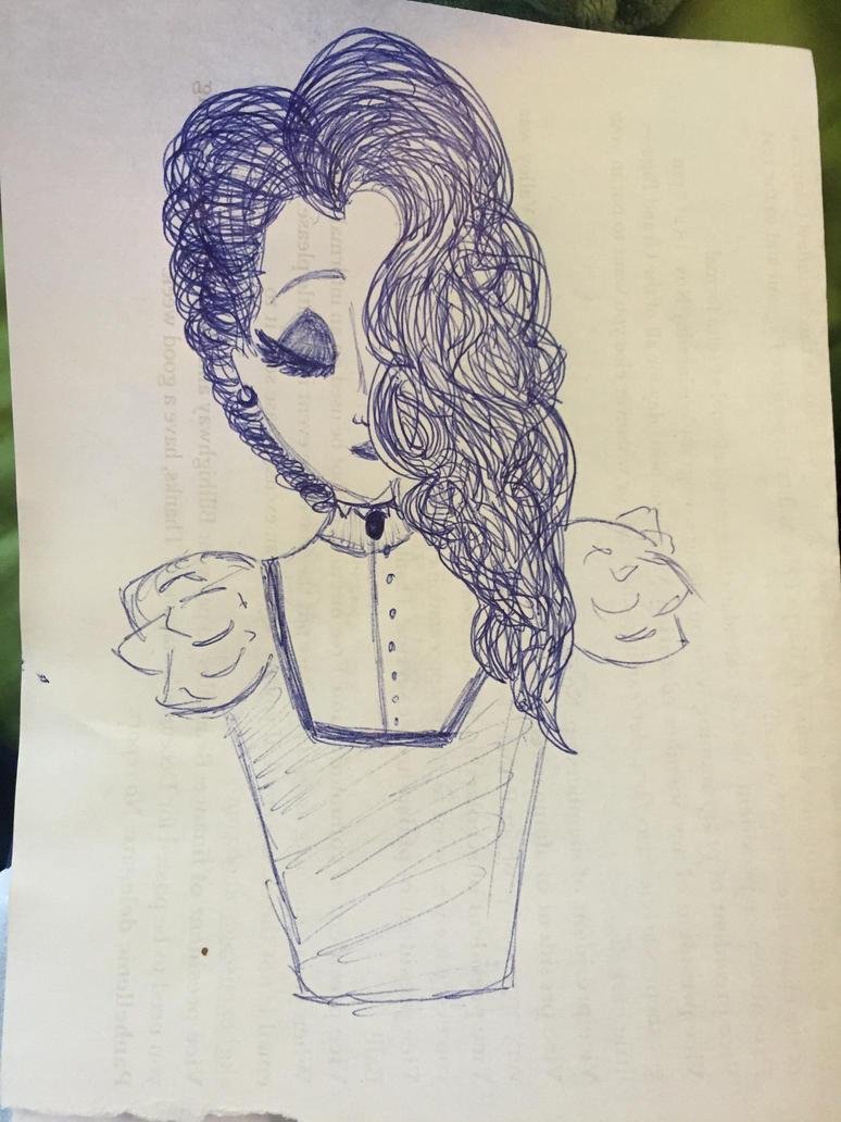trash doodle by littleredridinghood4