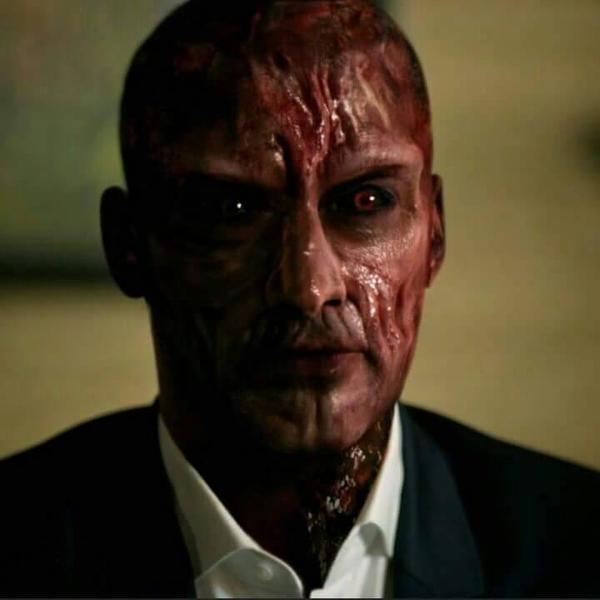 Lucifer real devil face  by ADDICTKILLEREDD