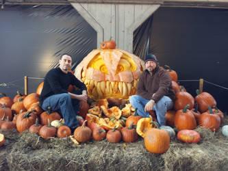 The Great Pumpkin by illtemperedArtist