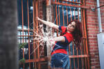Mary Jane Watson/Spider-Girl Cosplay